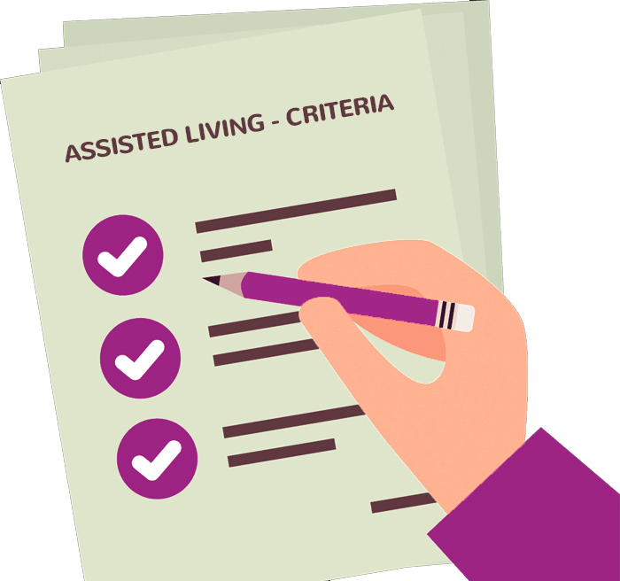 Midland Assisted Living Criteria