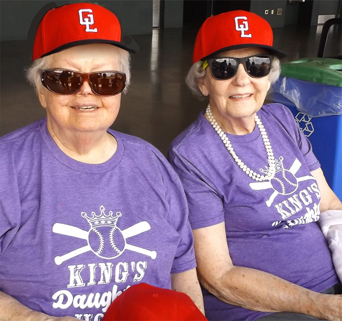Assisted Living Facilities in Midland MI - baseball fans